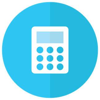 calculator icon representing our retirement planning solutions for third party adminstrator offers